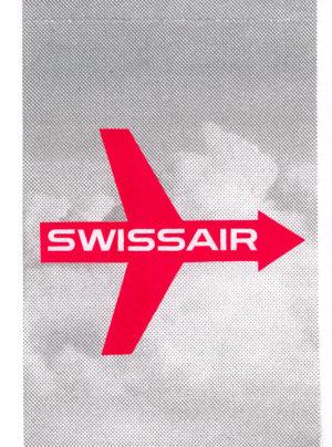 Swissair #1 - couverture