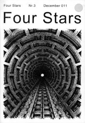Four Stars #3 - couverture